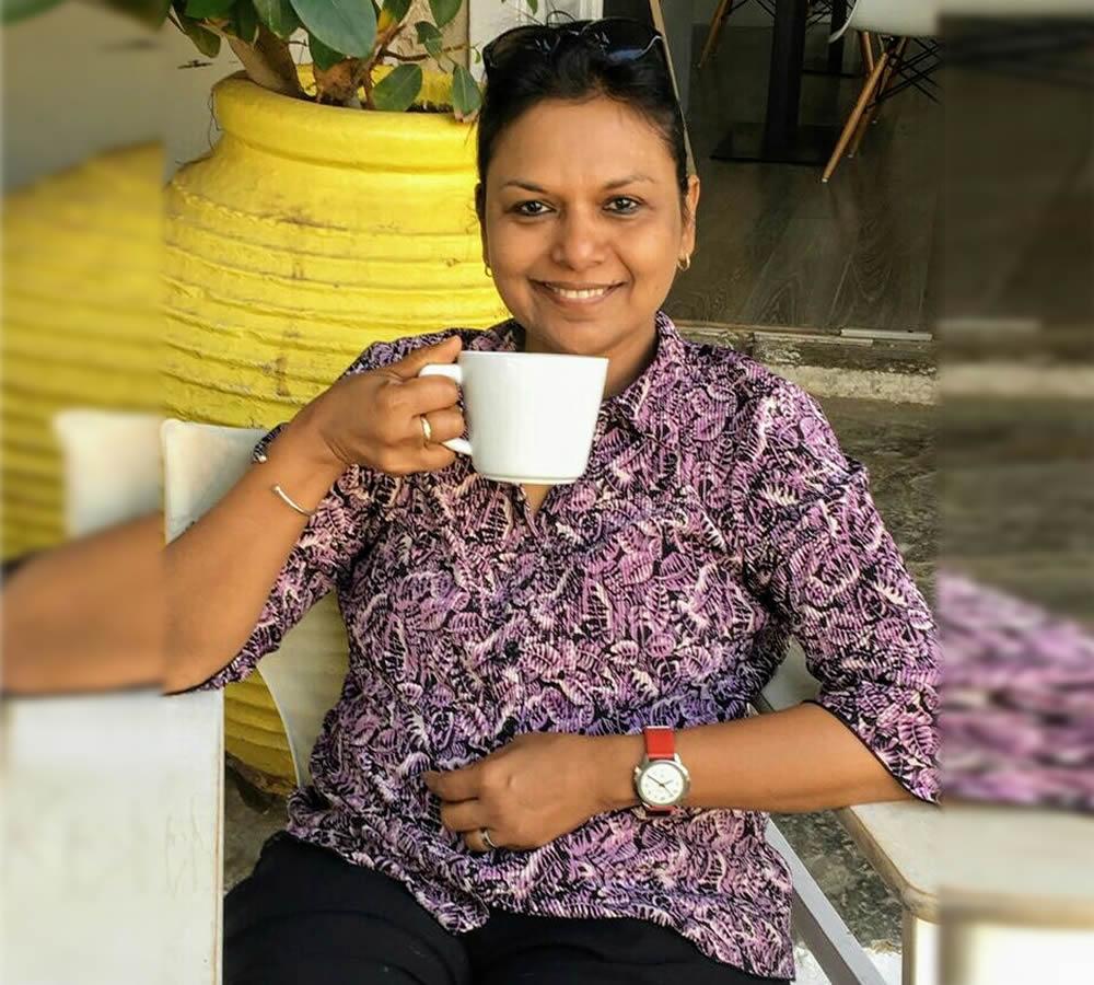 Ms Nirmala Mehendale (World Kindness India)